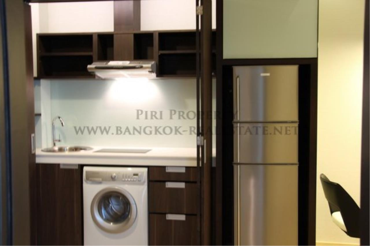Piri Property Agency's 20th Floor - Condo in Phrom Phong - Noble Refine - 1 Bed 7