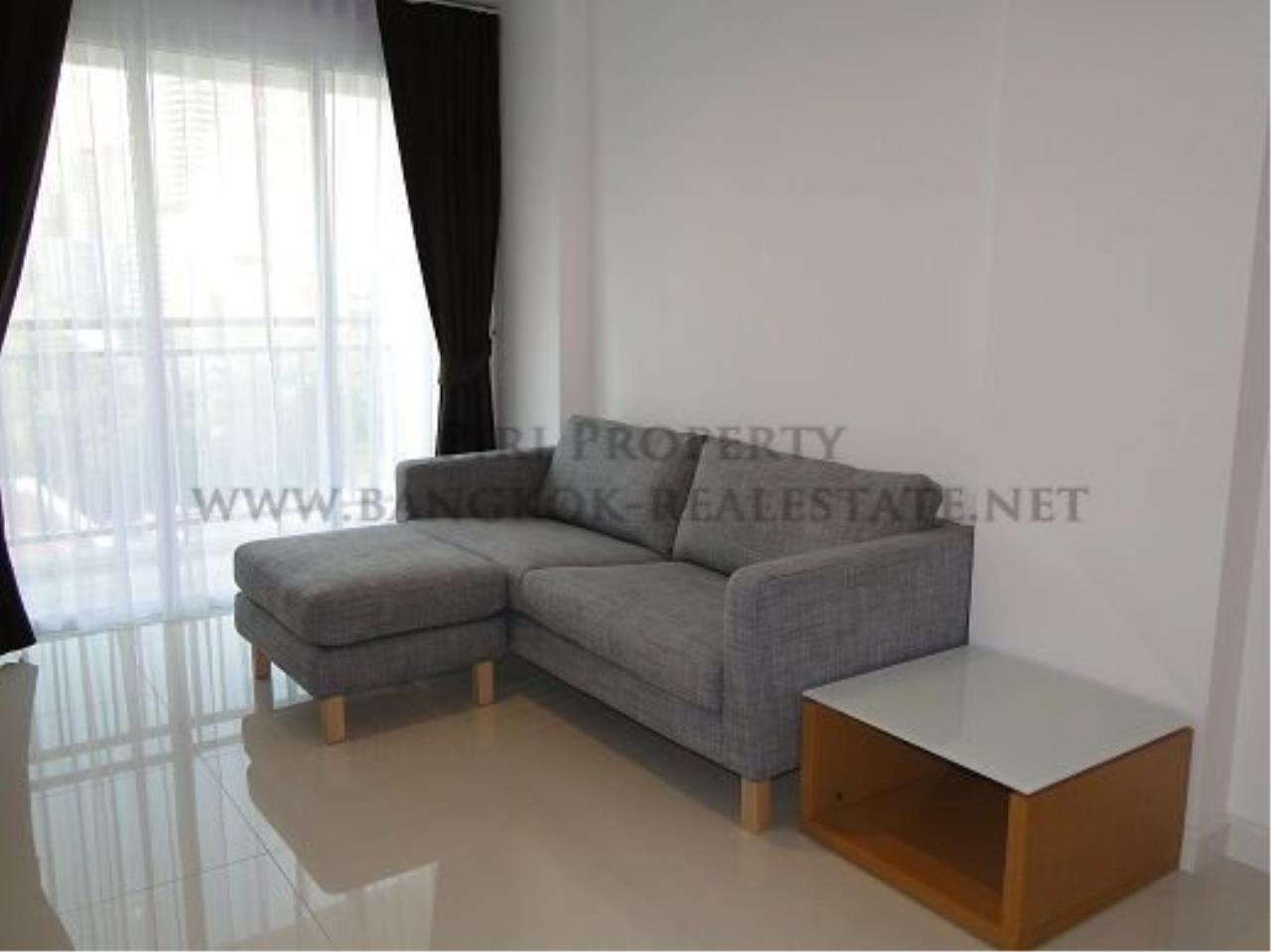 Piri Property Agency's 1 Bedroom Condo in The Voque Sukhumvit 16 building for Rent - 7th Floor 1