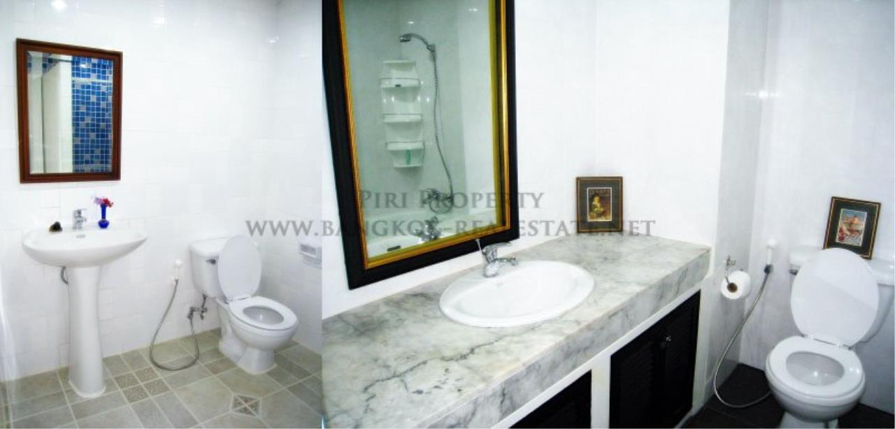 Piri Property Agency's 2 Bedroom Condo with Maid Quarter on very high Floor - Thonglor 7