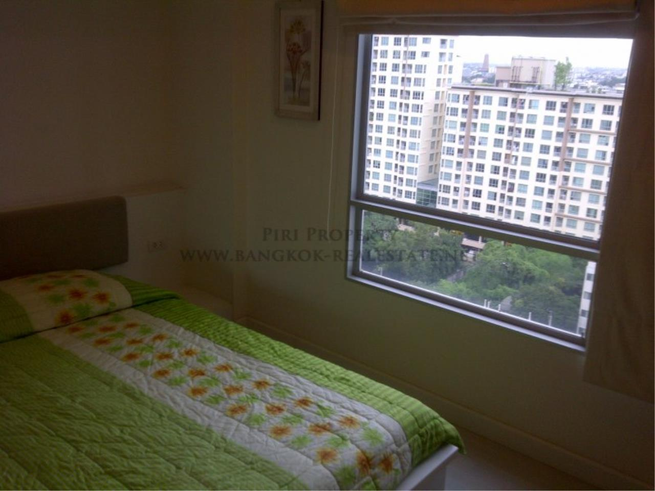 Piri Property Agency's The Room Lad Prao - 2 Bedroom on High Floor - 61SQM - 25K 4