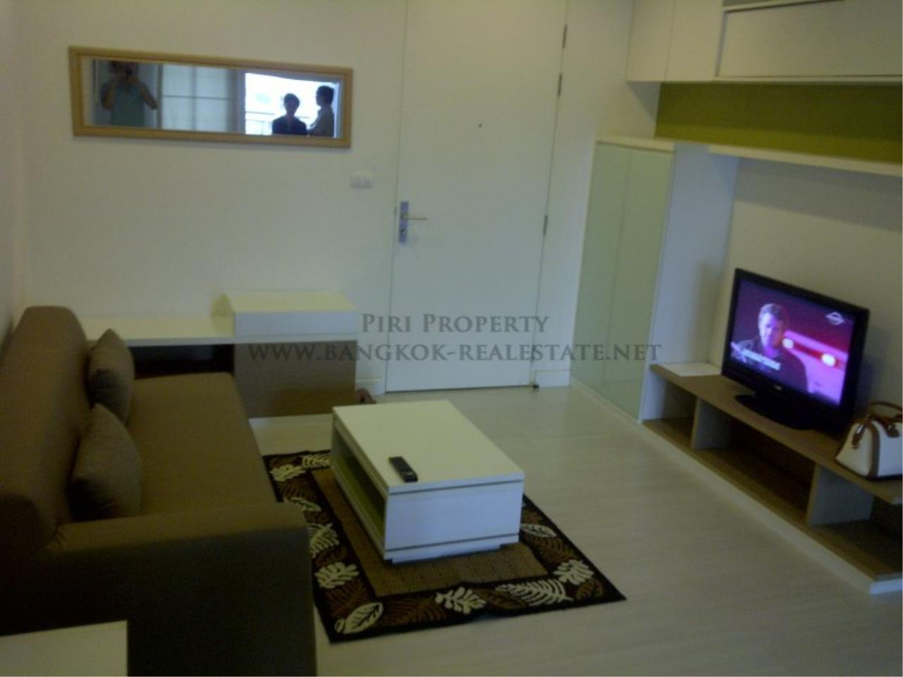 Piri Property Agency's The Room Lad Prao - 2 Bedroom on High Floor - 61SQM - 25K 10