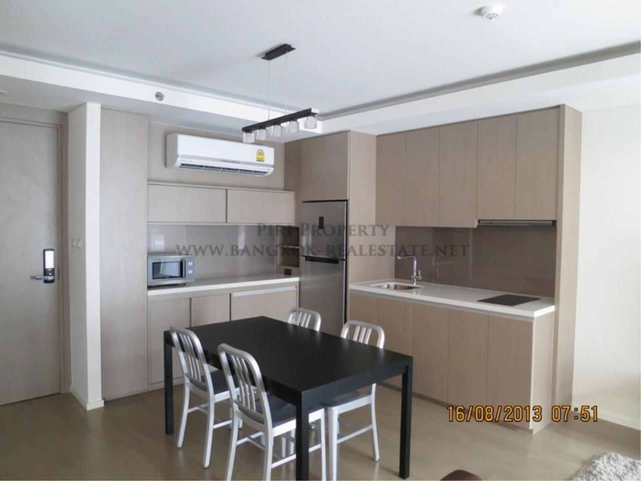 Piri Property Agency's Mode 61 - Exclusive 1 Bedroom Condo in Ekkamai near Park Lane 5