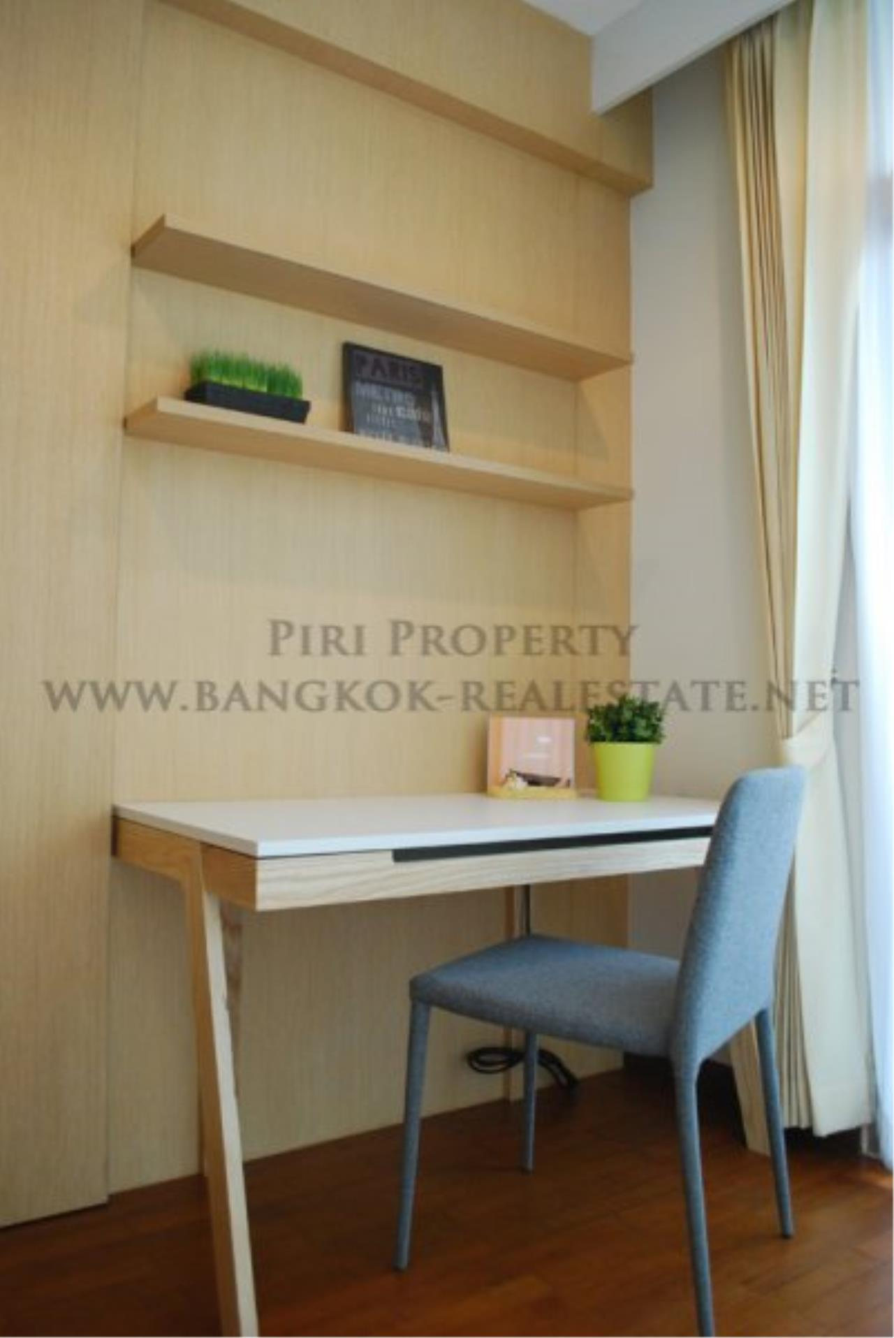 Piri Property Agency's Renovated Condo on Langsuan Road with 3 Bedrooms 14