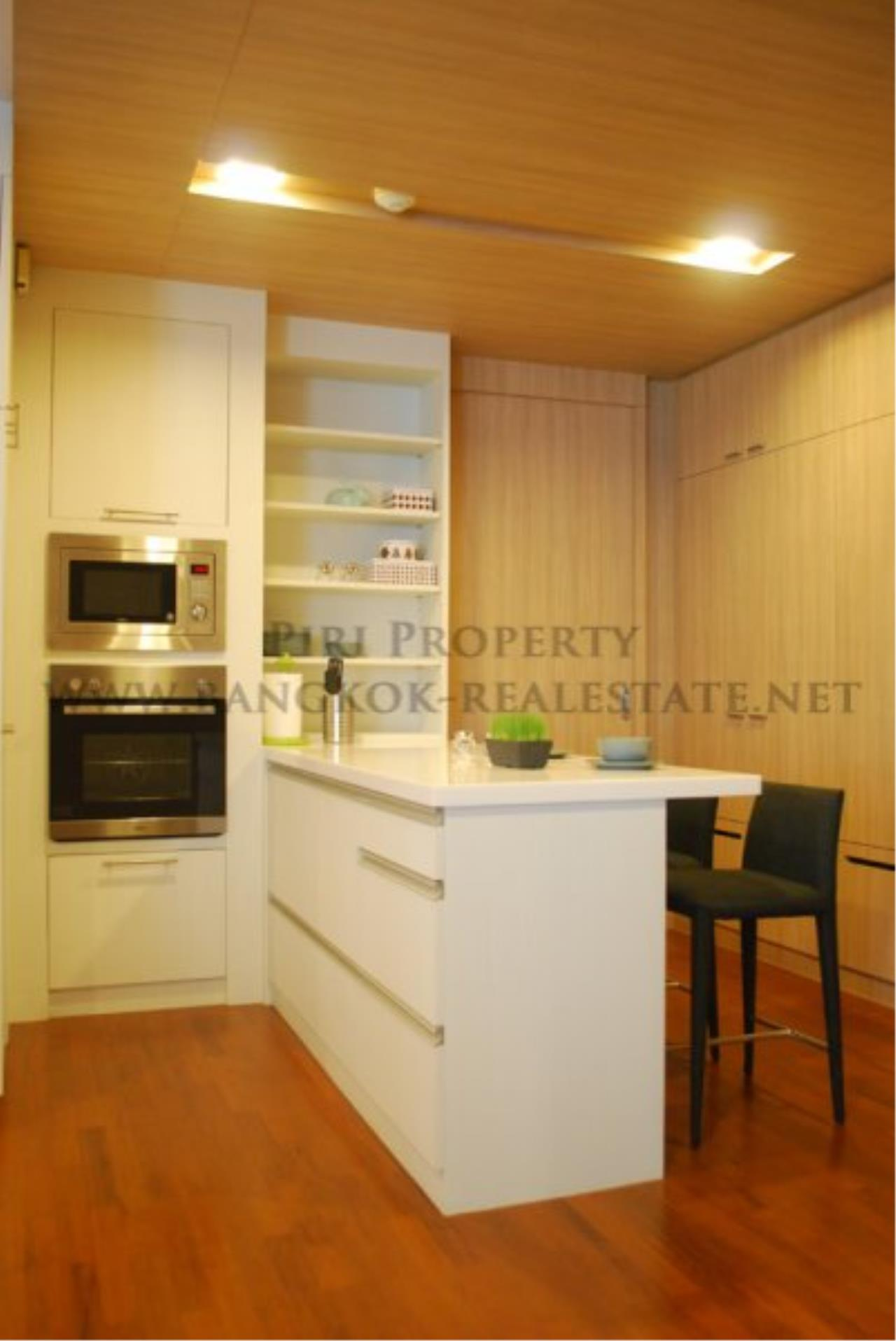Piri Property Agency's Renovated Condo on Langsuan Road with 3 Bedrooms 5