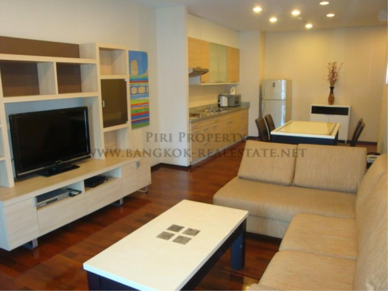 Piri Property Agency's Spacious One Bedroom Condo in Thonglor with 78 SQM 1
