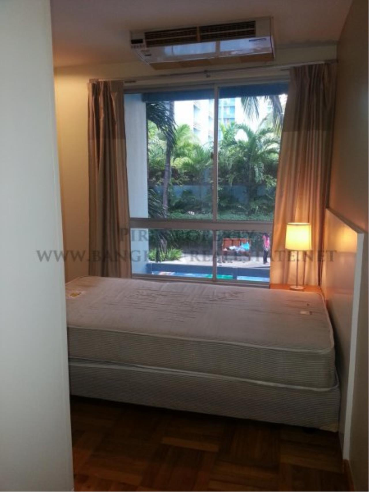 Piri Property Agency's Bangkok Garden - Spacious 2 Bedroom for 28K - Low Floor 4