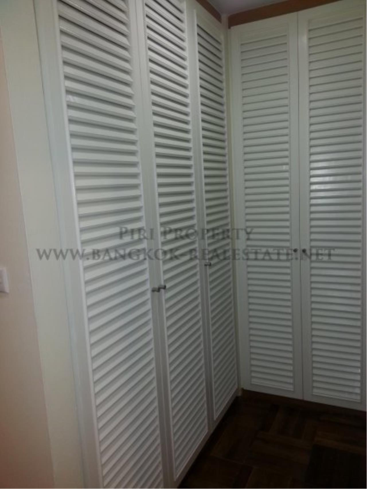 Piri Property Agency's Bangkok Garden - Spacious 2 Bedroom for 28K - Low Floor 9