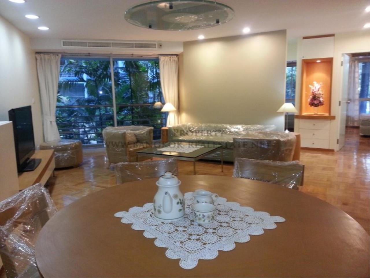 Piri Property Agency's Bangkok Garden - Spacious 2 Bedroom for 28K - Low Floor 1