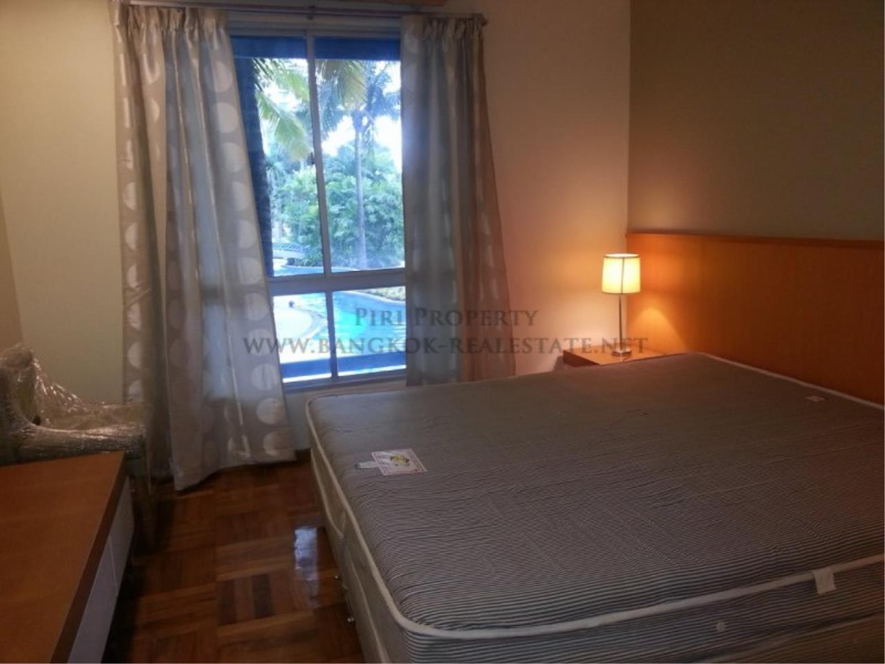 Piri Property Agency's Bangkok Garden - Spacious 2 Bedroom for 28K - Low Floor 8