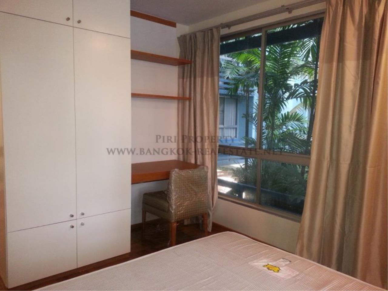 Piri Property Agency's Bangkok Garden - Spacious 2 Bedroom for 28K - Low Floor 5