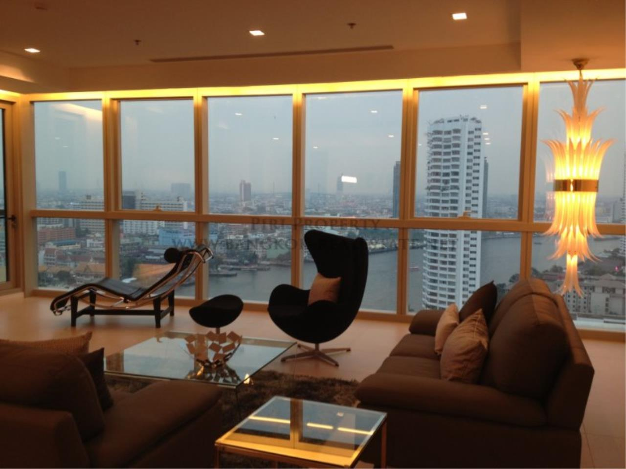 Piri Property Agency's The River for Sale - Designer Condo with 2 Bedrooms on high Floor - Excellent View 1