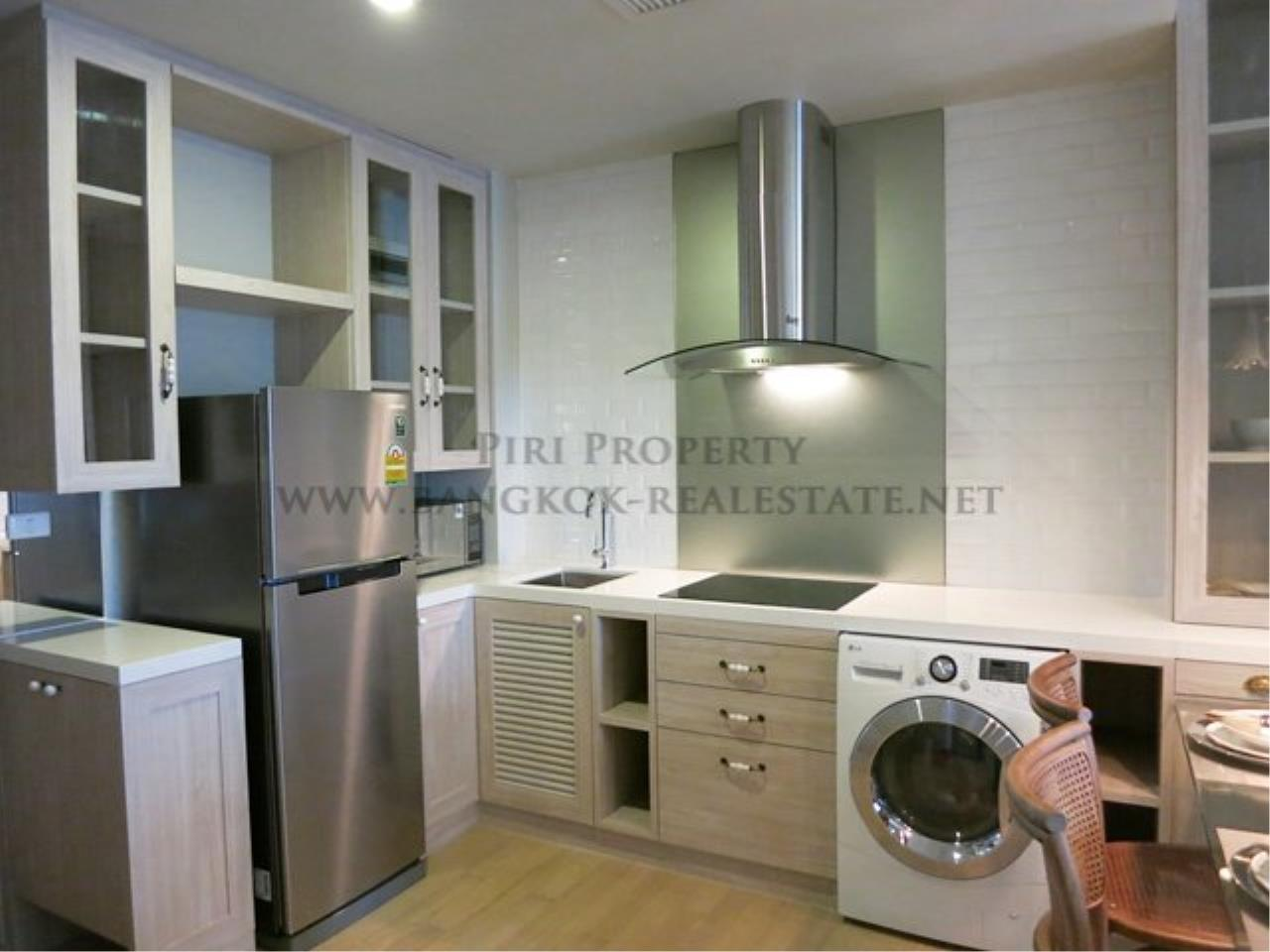 Piri Property Agency's 23rd Floor - Noble Refine - Nicely furnished 1 bedroom Condo 5