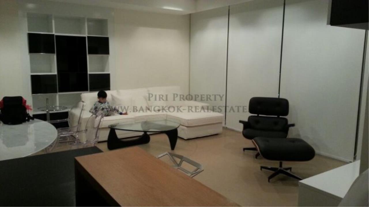 Piri Property Agency's 50th Floor - 2 Bedrooms - Breathtaking Views - The River Bangkok 1