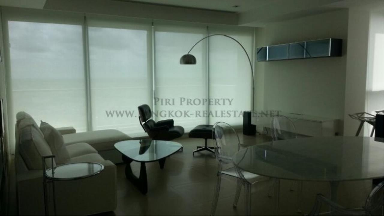 Piri Property Agency's 50th Floor - 2 Bedrooms - Breathtaking Views - The River Bangkok 3