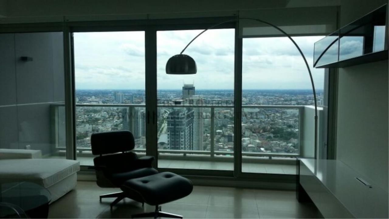 Piri Property Agency's 50th Floor - 2 Bedrooms - Breathtaking Views - The River Bangkok 4