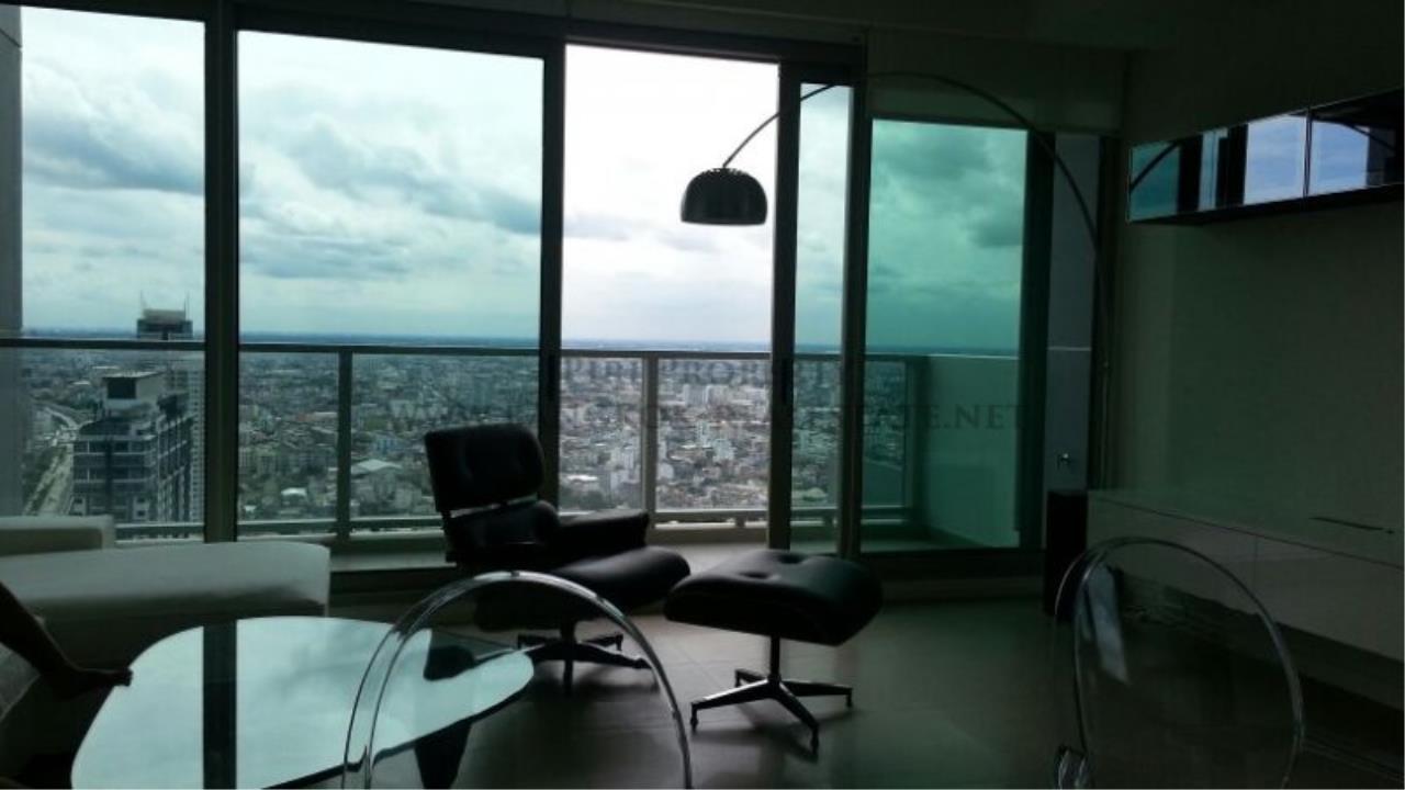 Piri Property Agency's 50th Floor - 2 Bedrooms - Breathtaking Views - The River Bangkok 5