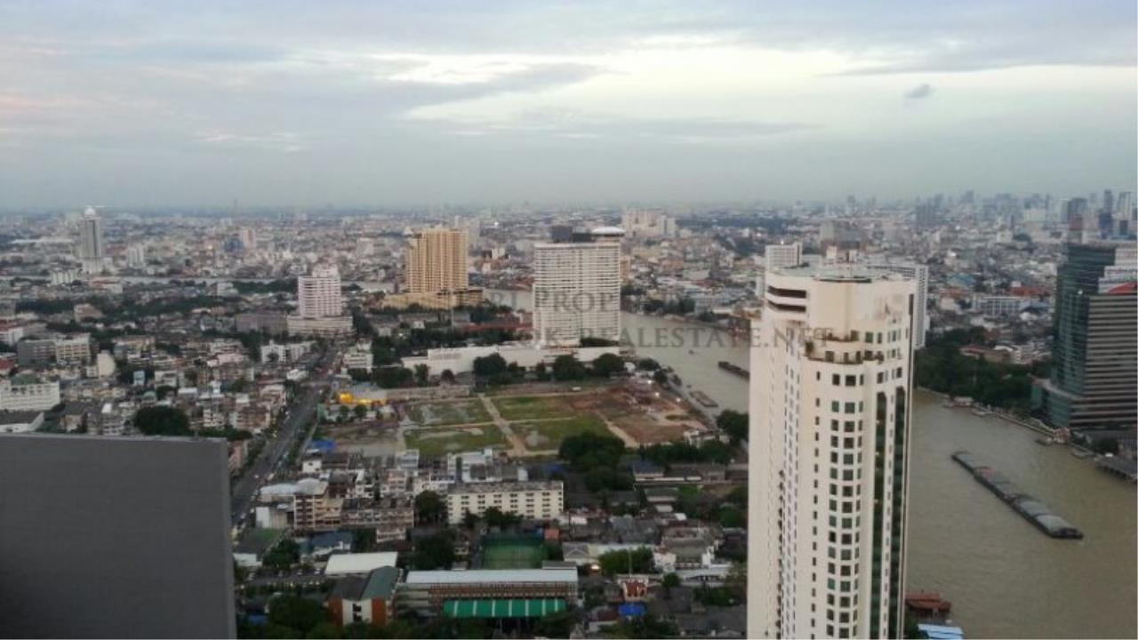 Piri Property Agency's 50th Floor - 2 Bedrooms - Breathtaking Views - The River Bangkok 7
