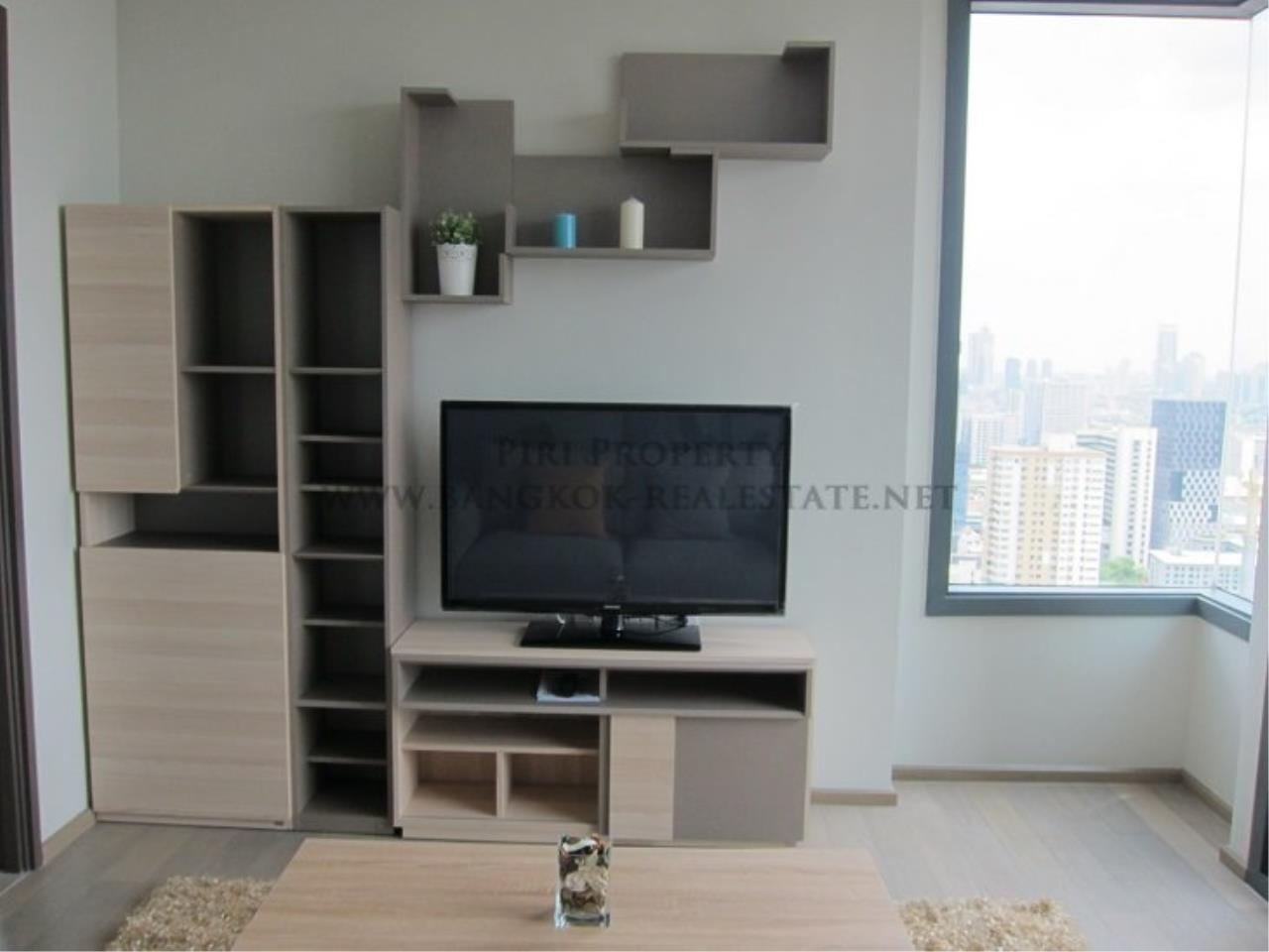Piri Property Agency's Pyne by Sansiri Condo for Rent - 2 Bedroom on High Floor 2