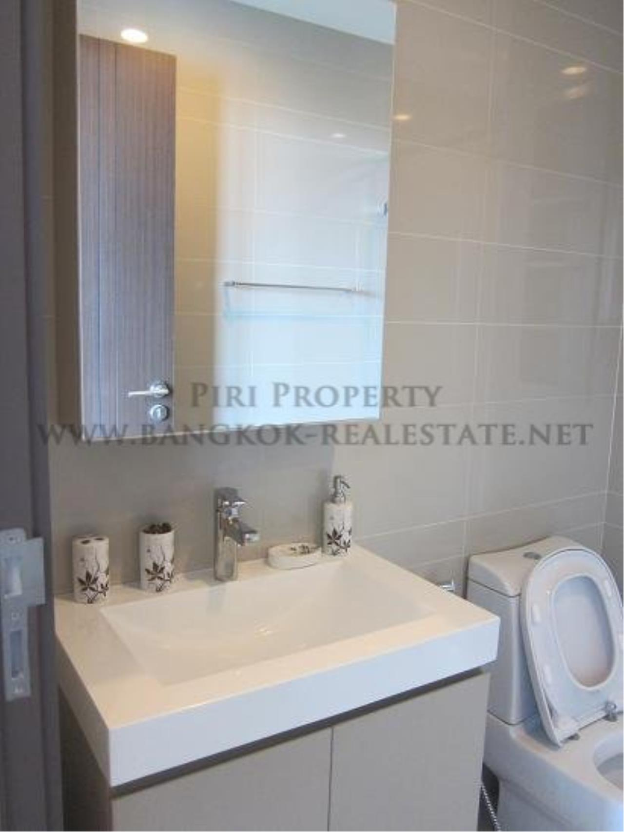 Piri Property Agency's Pyne by Sansiri Condo for Rent - 2 Bedroom on High Floor 5