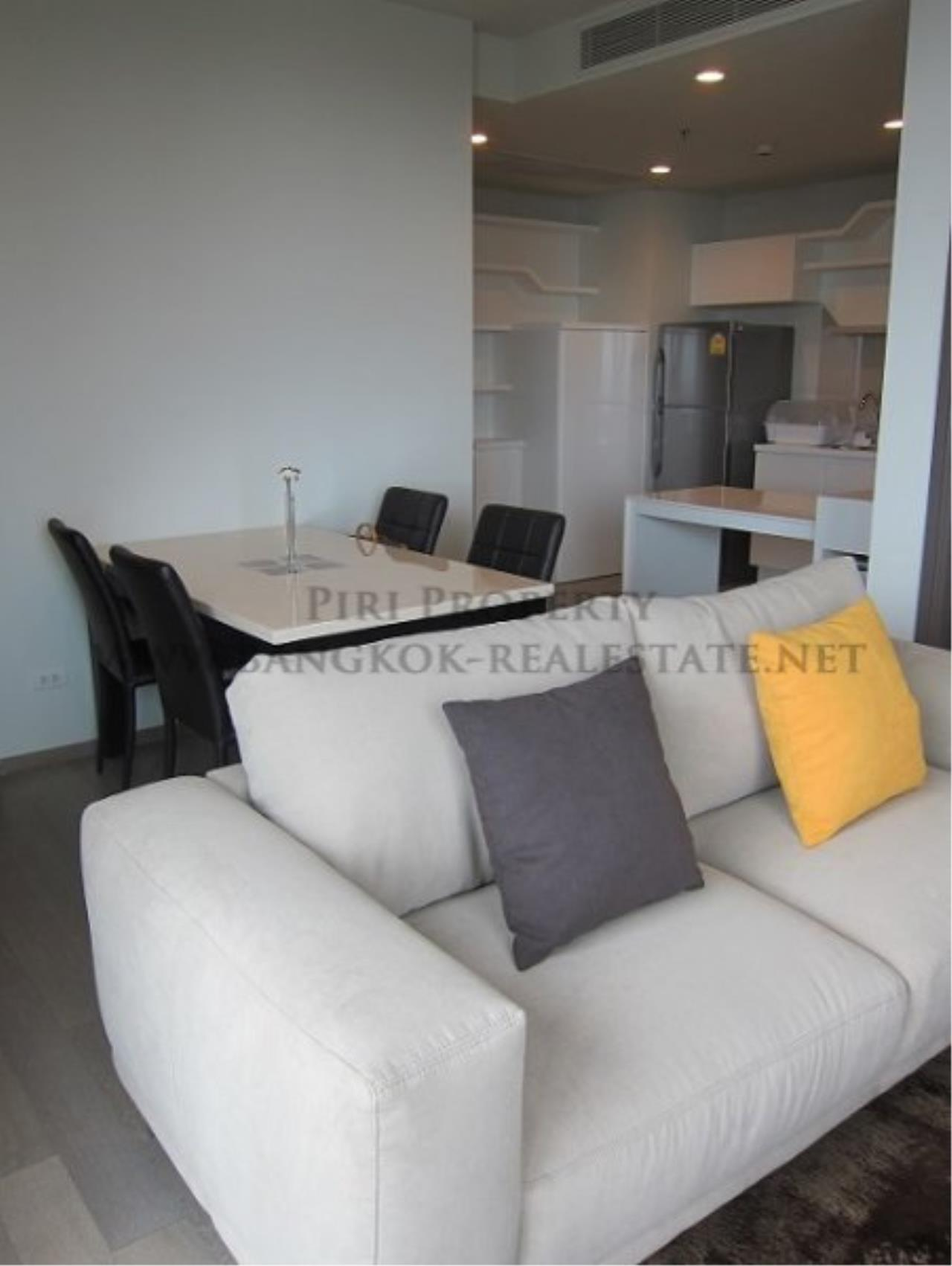 Piri Property Agency's Pyne by Sansiri Condo for Rent - 2 Bedroom on High Floor 3