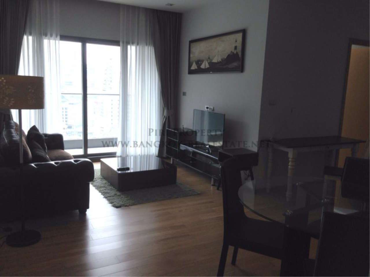 Piri Property Agency's Hyde Sukhumvit - Luxury Condo for rent with 2 Bedrooms - Rare Unit 2
