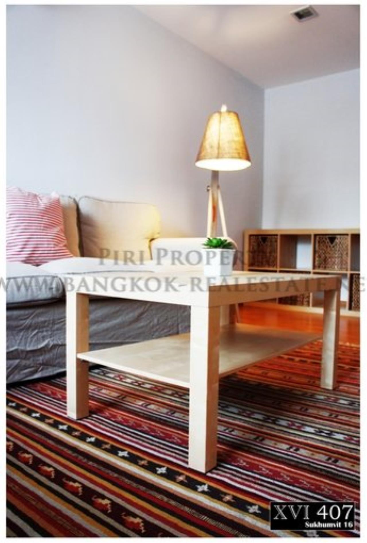 Piri Property Agency's XVI Condo in Asoke - Cozy 1 Bedroom for Rent 2