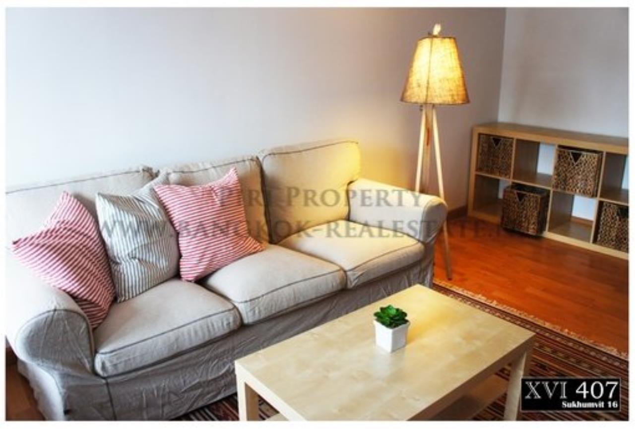 Piri Property Agency's XVI Condo in Asoke - Cozy 1 Bedroom for Rent 4