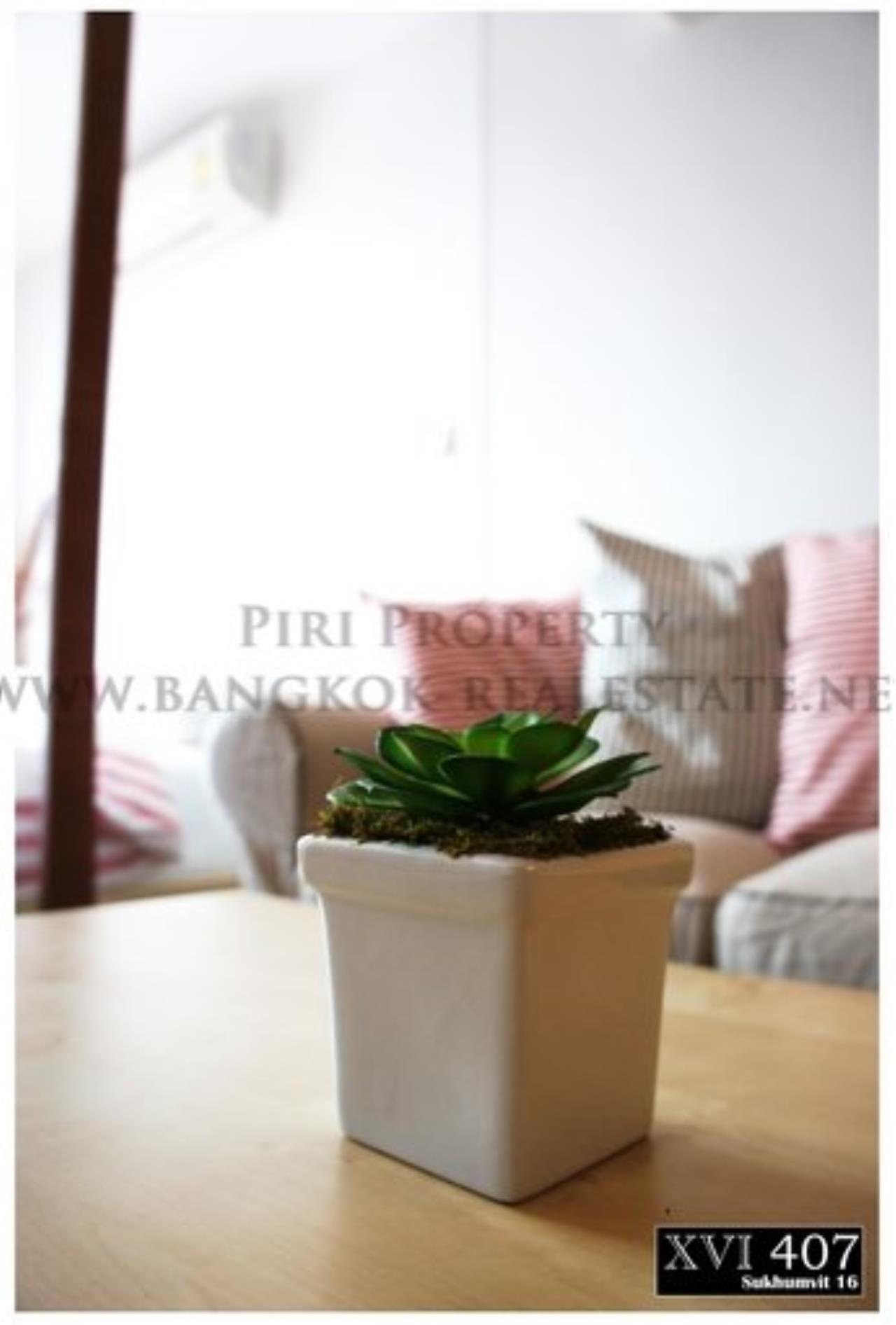 Piri Property Agency's XVI Condo in Asoke - Cozy 1 Bedroom for Rent 3