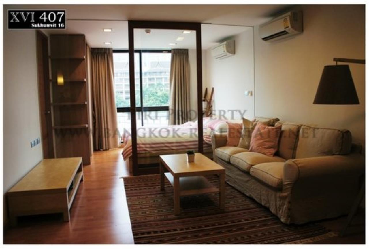 Piri Property Agency's XVI Condo in Asoke - Cozy 1 Bedroom for Rent 1