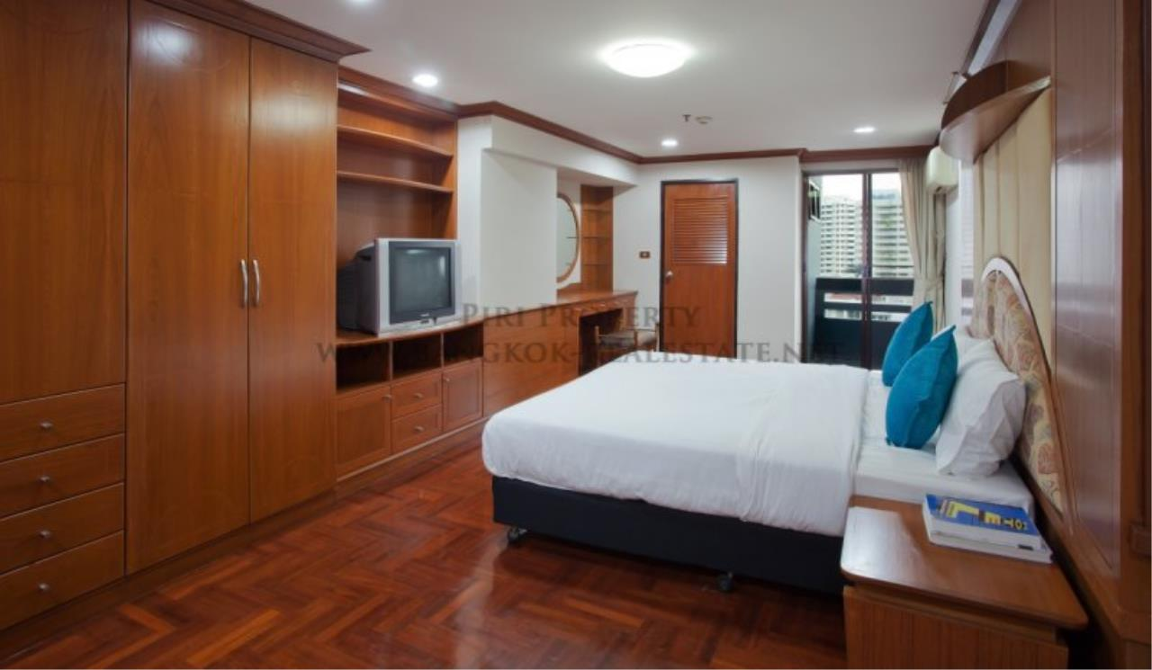 Piri Property Agency's Spacious Apartment in Phrom Phong - 2 Bedrooms with 160 SQM 1