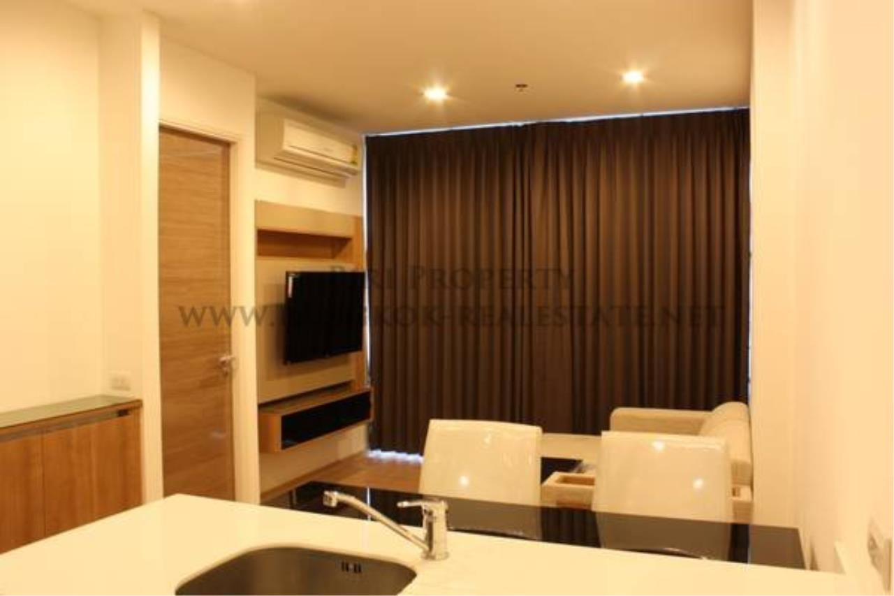 Piri Property Agency's Rhythm Sukhumvit 50 for Rent - Modern 1 Bedroom in Onnut 1