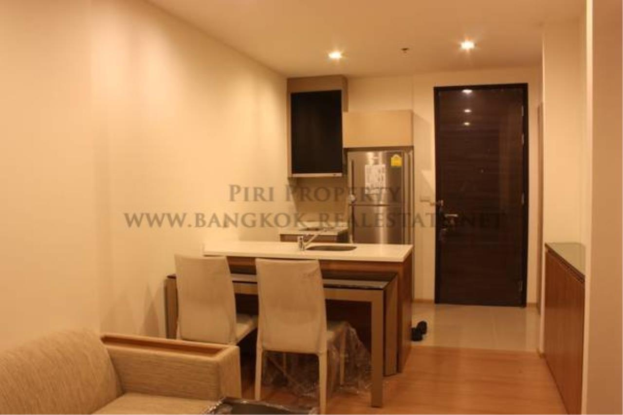 Piri Property Agency's Rhythm Sukhumvit 50 for Rent - Modern 1 Bedroom in Onnut 4
