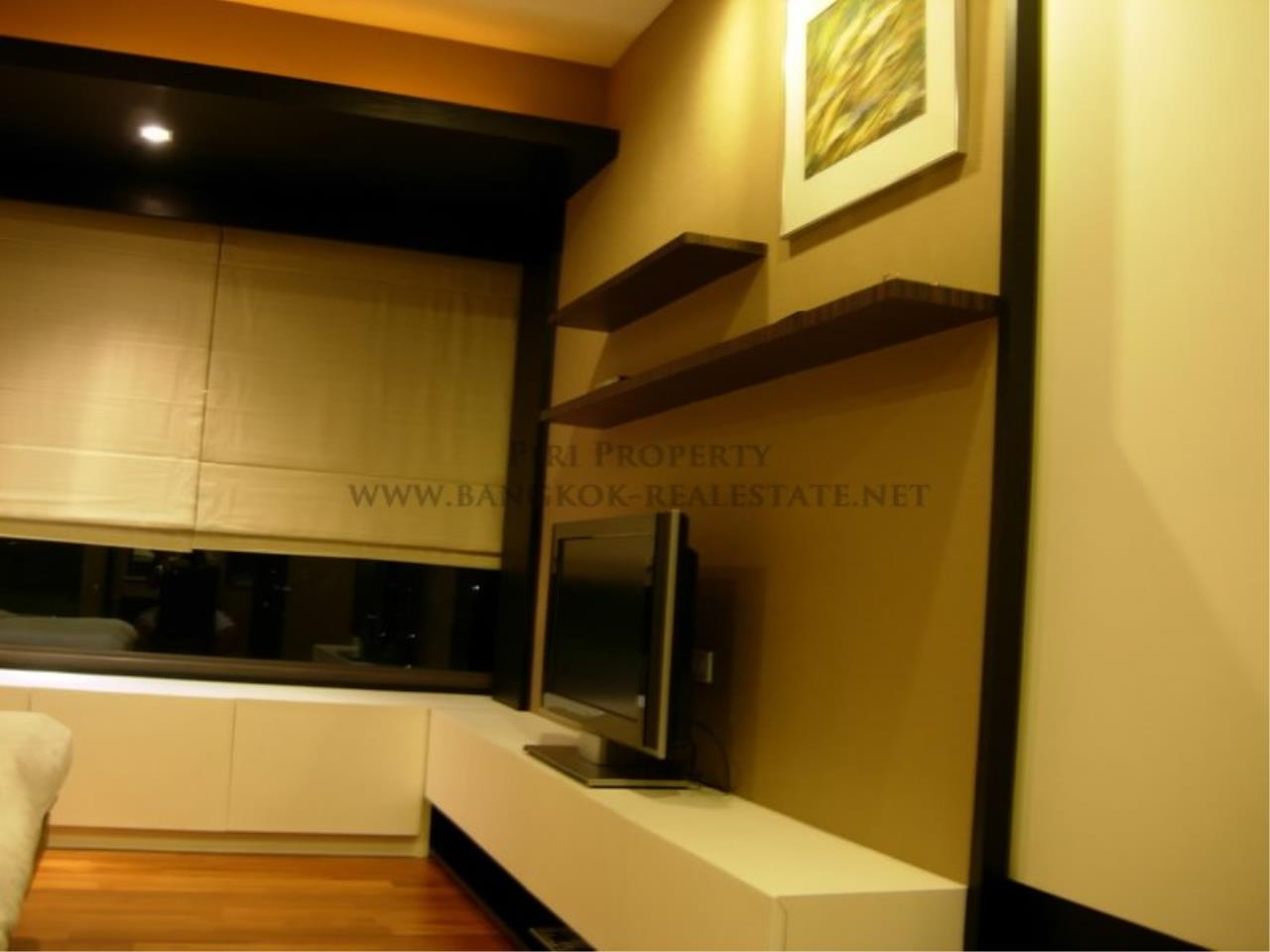 Piri Property Agency's 2 Bedroom on 20th Floor - Amanta Lumpini Condo just next to the Park 3