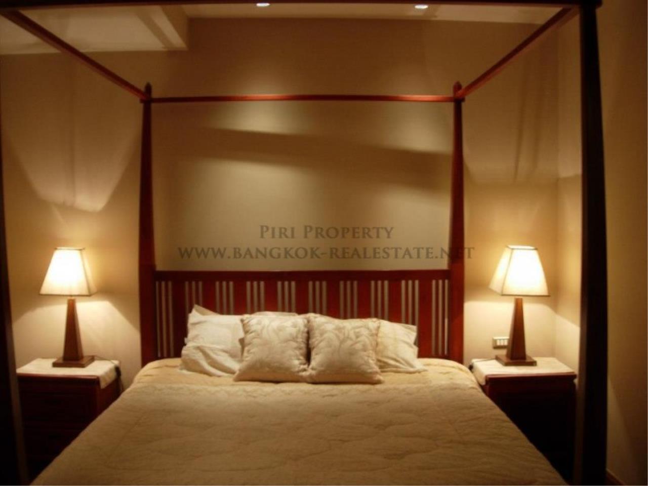 Piri Property Agency's Ascott Sathorn - Spacious 2 Bedroom Condo Unit for Rent - Sky Villa Sathorn 1