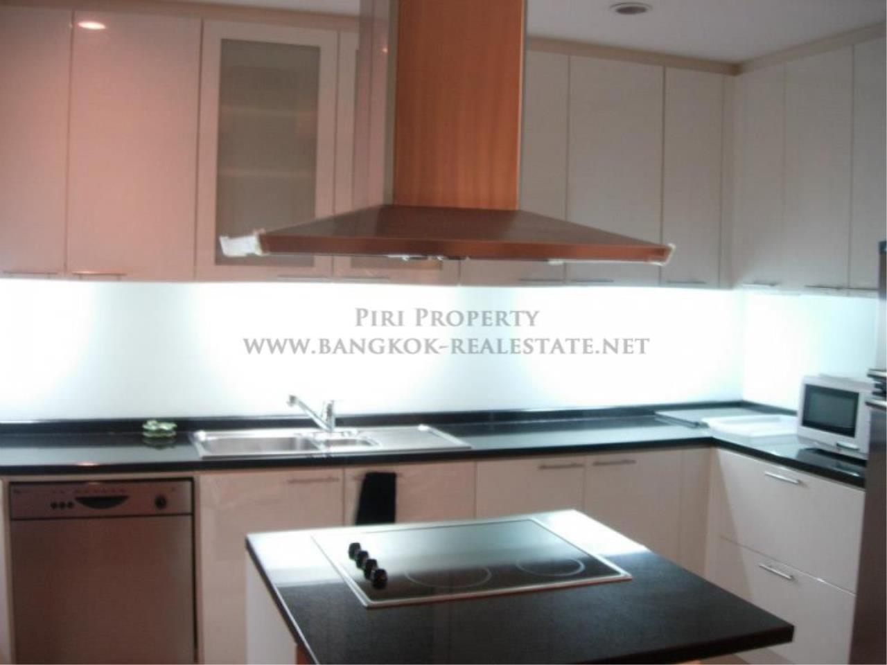 Piri Property Agency's Ascott Sathorn - Spacious 2 Bedroom Condo Unit for Rent - Sky Villa Sathorn 15