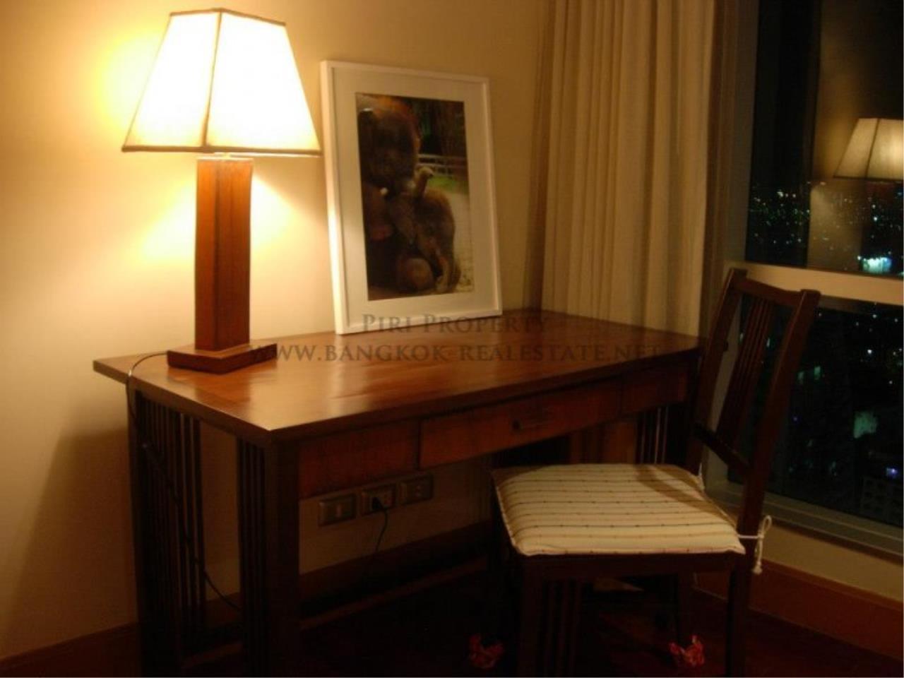 Piri Property Agency's Ascott Sathorn - Spacious 2 Bedroom Condo Unit for Rent - Sky Villa Sathorn 5