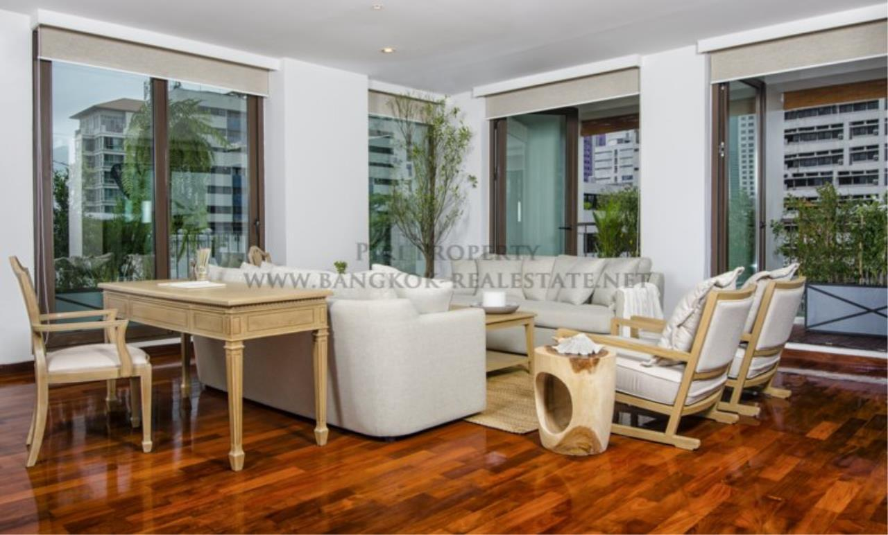 Piri Property Agency's Super Huge and Spacious Apartment in Sathorn - 450 SQM of Luxury 11