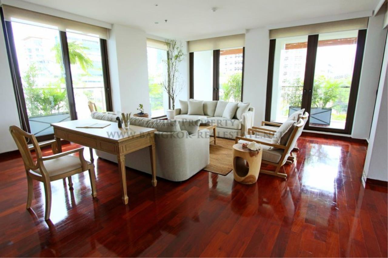 Piri Property Agency's Super Huge and Spacious Apartment in Sathorn - 450 SQM of Luxury 3