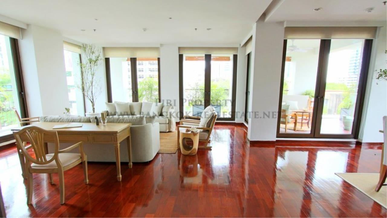 Piri Property Agency's Super Huge and Spacious Apartment in Sathorn - 450 SQM of Luxury 4