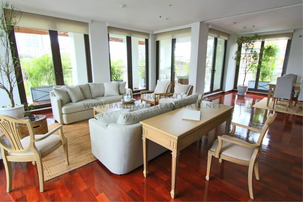 Piri Property Agency's Super Huge and Spacious Apartment in Sathorn - 450 SQM of Luxury 2
