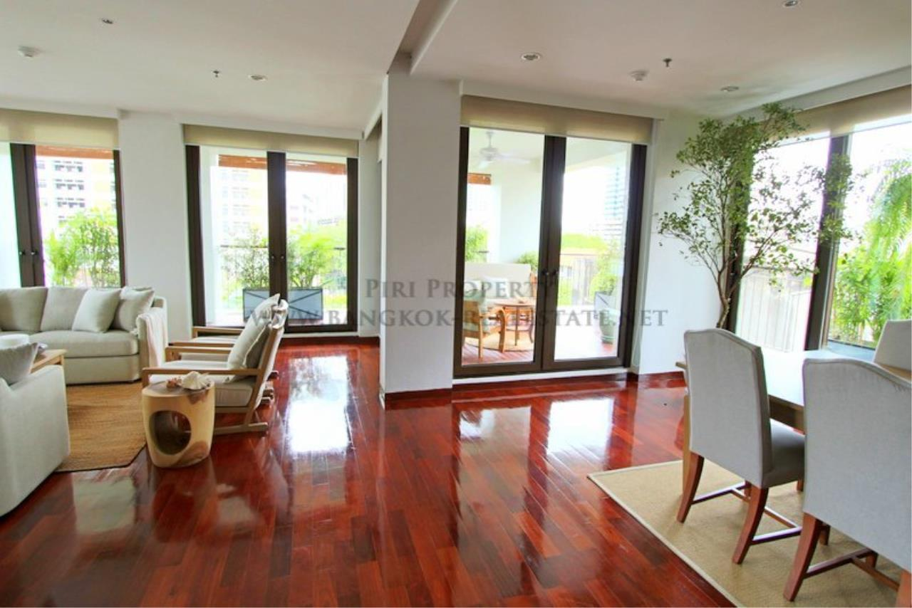 Piri Property Agency's Super Huge and Spacious Apartment in Sathorn - 450 SQM of Luxury 7