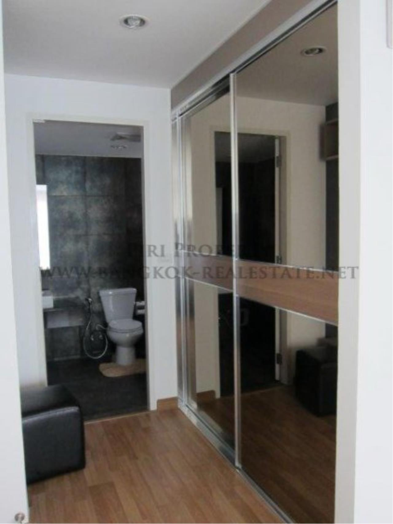 Piri Property Agency's 2 Bedroom Condo in Asoke - Voque 16 for Rent - Free Shuttle to BTS 4