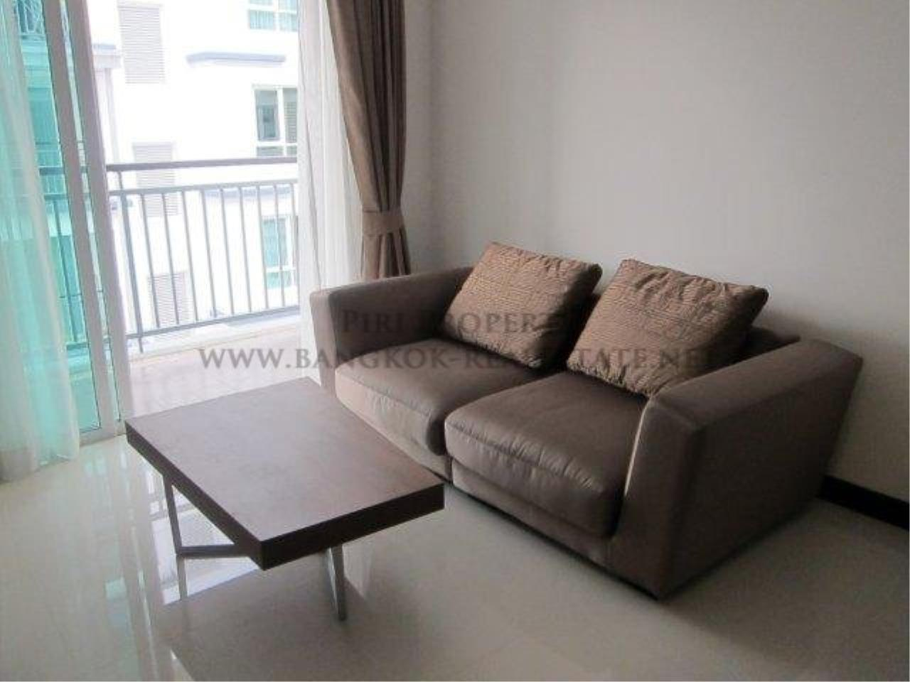 Piri Property Agency's 2 Bedroom Condo in Asoke - Voque 16 for Rent - Free Shuttle to BTS 1