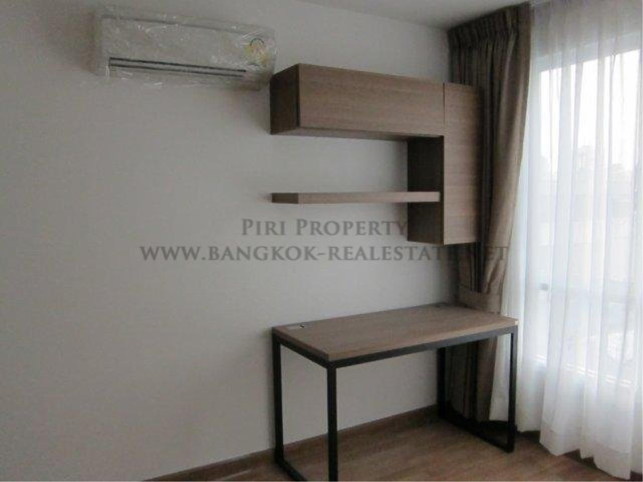 Piri Property Agency's 2 Bedroom Condo in Asoke - Voque 16 for Rent - Free Shuttle to BTS 8
