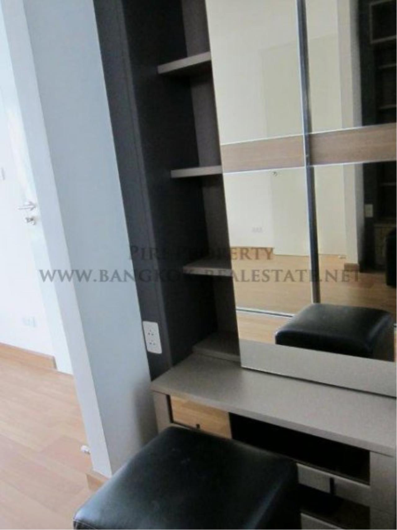 Piri Property Agency's 2 Bedroom Condo in Asoke - Voque 16 for Rent - Free Shuttle to BTS 7