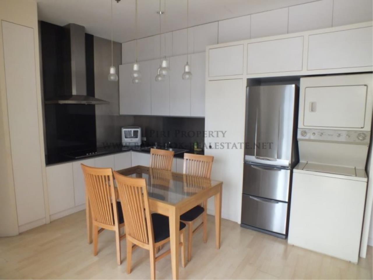 Piri Property Agency's AP Citismart for Rent - Nice 2 Bedroom right next to the BTS Asoke 1