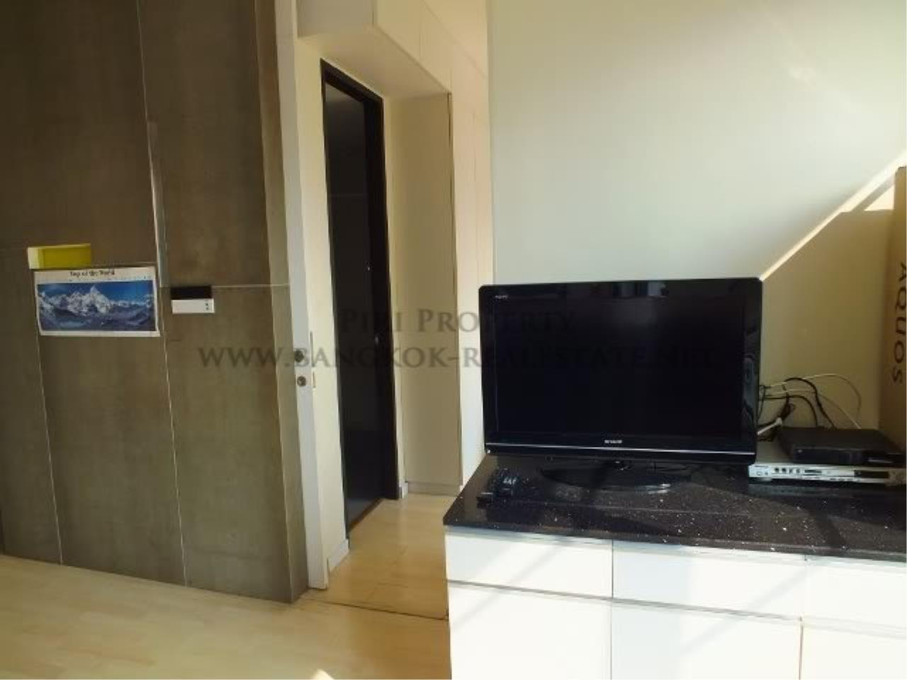 Piri Property Agency's AP Citismart for Rent - Nice 2 Bedroom right next to the BTS Asoke 3