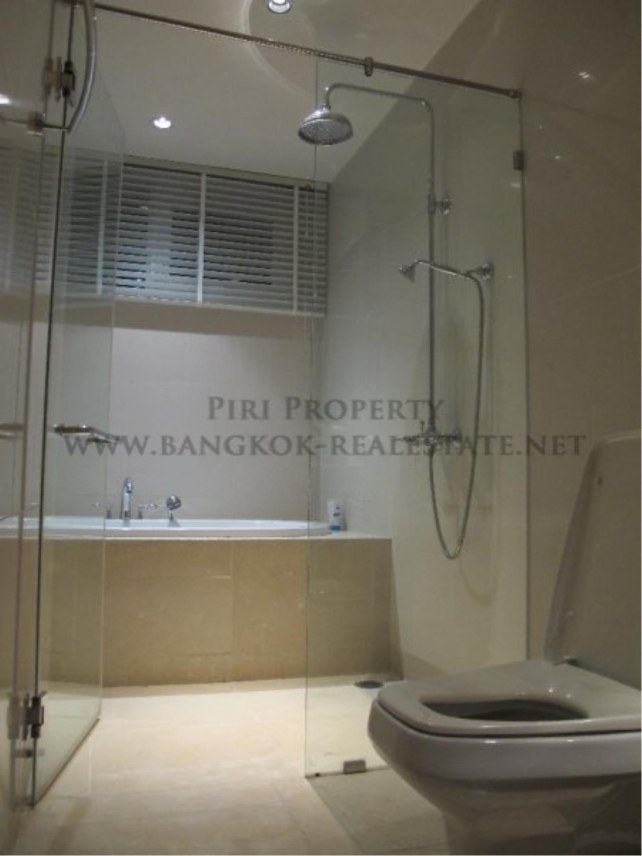 Piri Property Agency's Empire Place Sathorn - 2 Bedroom for Rent - Fully furnished Unit on High Floor 13
