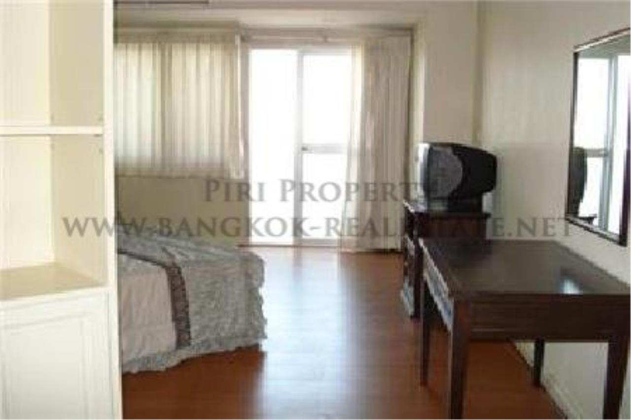 Piri Property Agency's Very spacious 2 Bedroom Condo in Ploenchit for Rent - Wittayu Complex 3