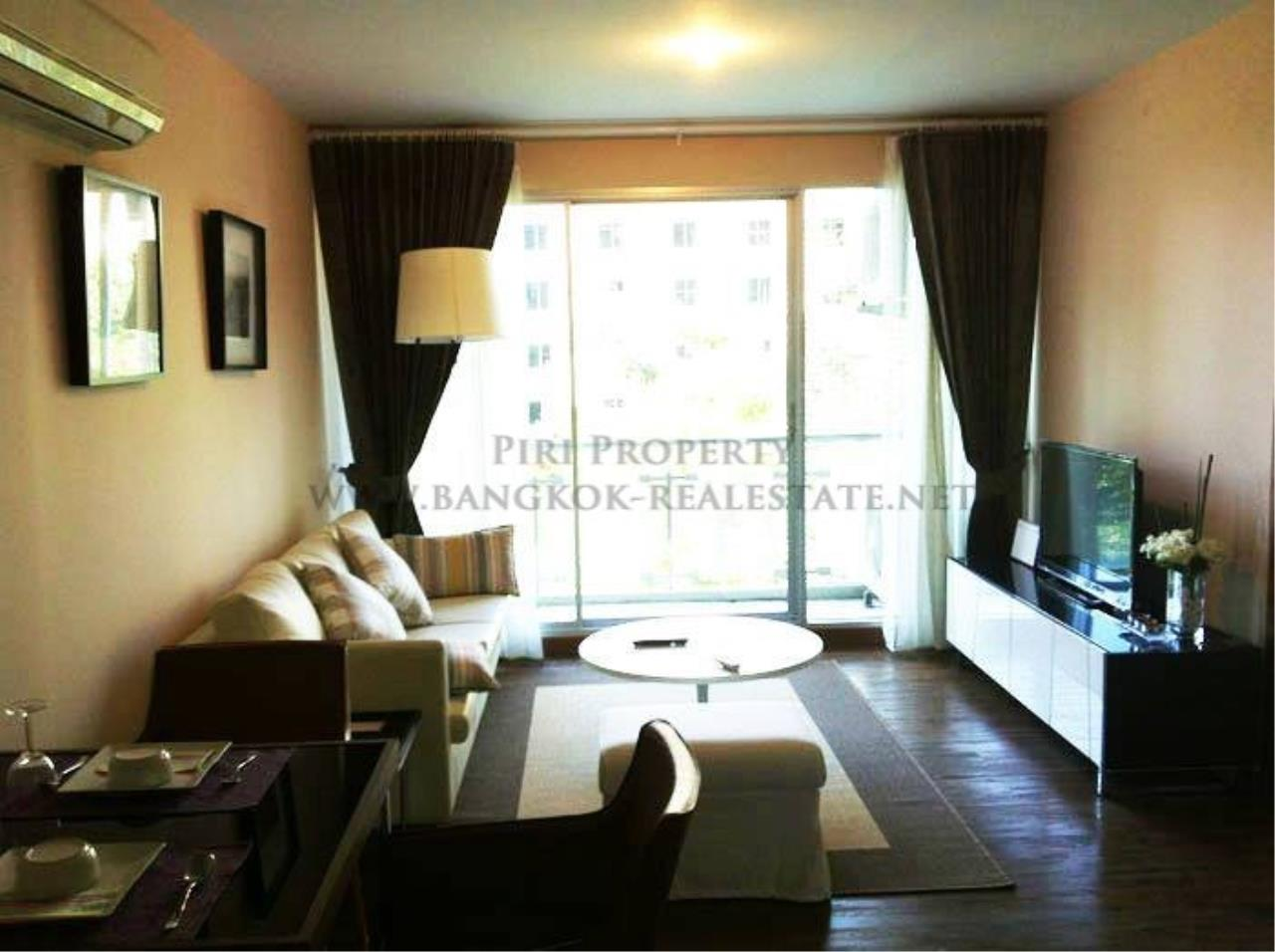 Piri Property Agency's Spacious 1 Bedroom right next to Thonglor BTS - Von Napa Thonglor 3